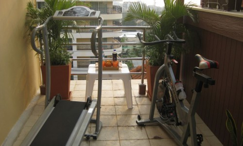 Res A Roof Fitness